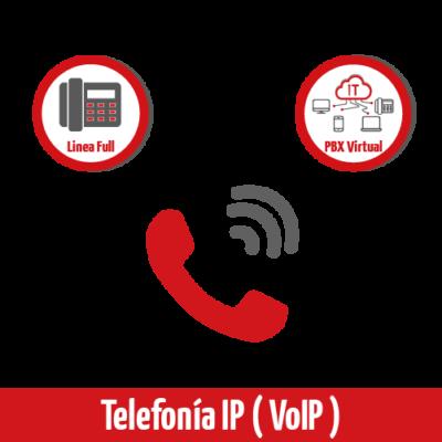 Telefonía IP (VoIP)